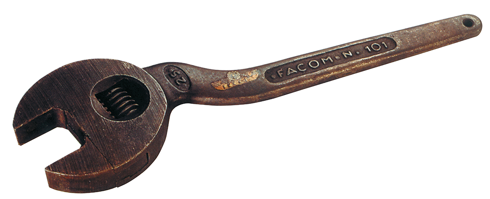 Facom history of facom 1918 1920 - Cle a molette ...