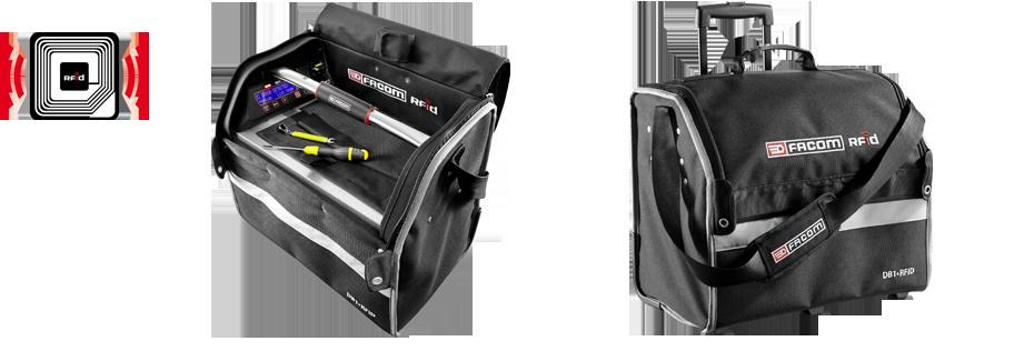 facom united kingdom detection bag rfid tool box. Black Bedroom Furniture Sets. Home Design Ideas